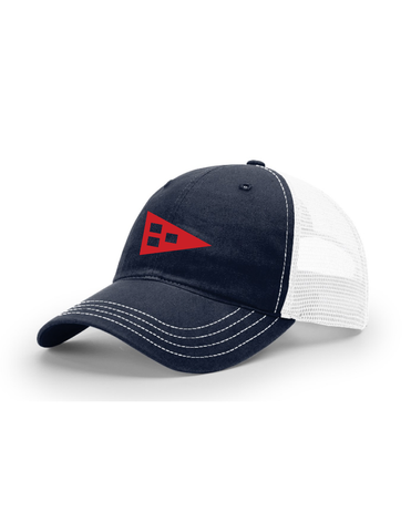 Noroton Bay Navy Hat