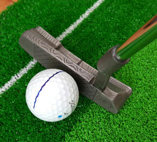 Custom Milled Soft Carbon Steel Golf Putter - Classic