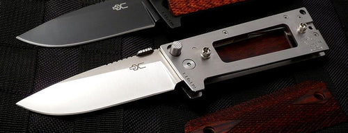 M1911 Standard Folding Knife, polished CPM-S35VN blade