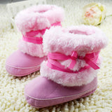 Furry Toddler boots