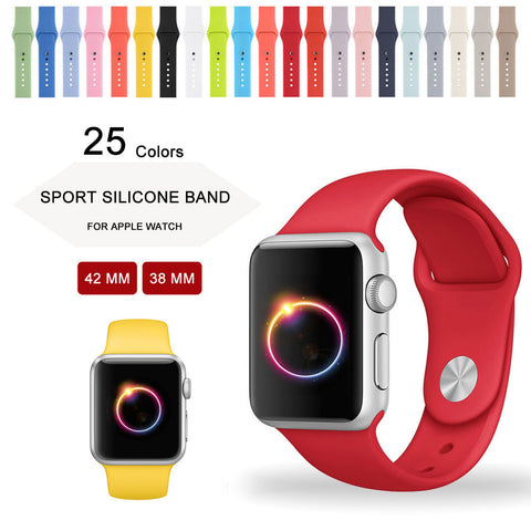 Apple Watch Sport Band (HUGE price reduction)