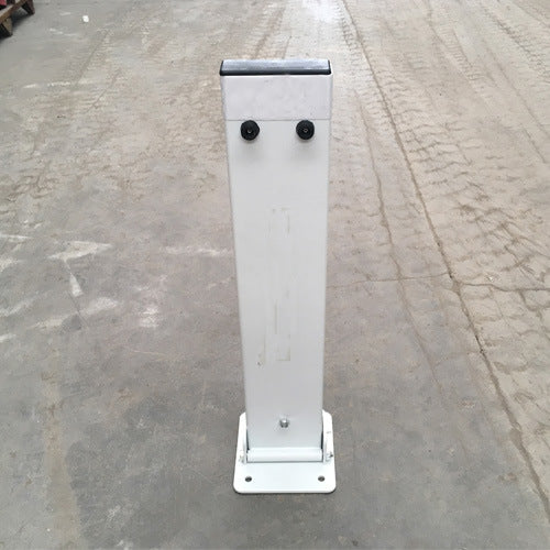 parking space bollard parking lot sign board traffic control barrier lock - Xingjewelry