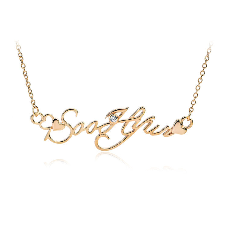 gold plating 925 sterling silver pendant necklace - Xingjewelry