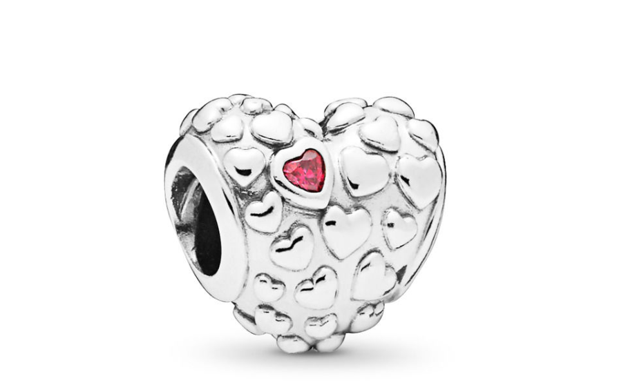 pandora Mom In A Million Charm