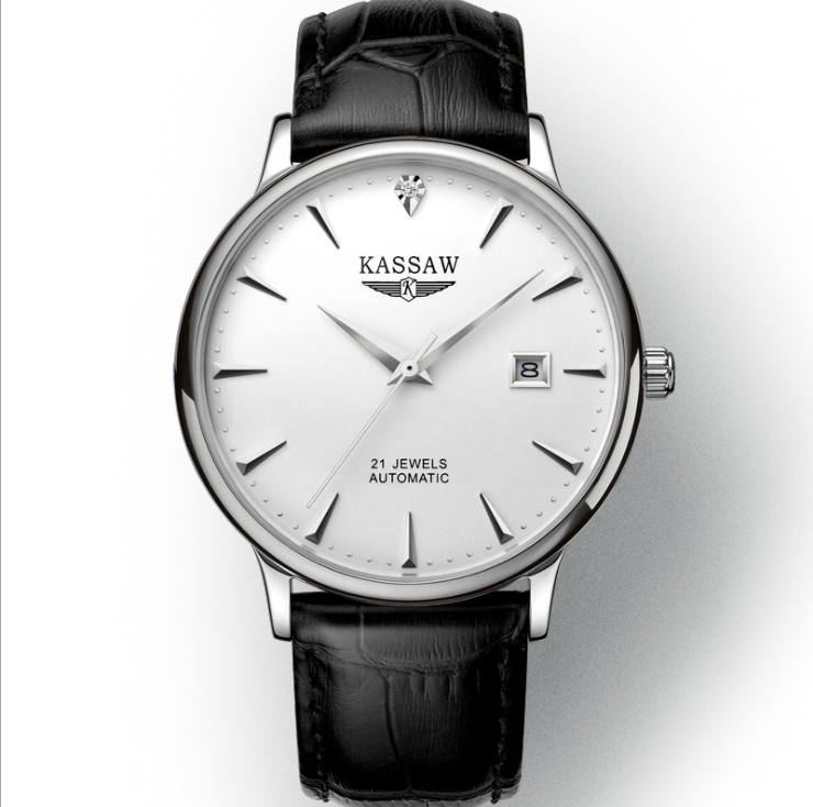Kassaw automatic man diamond watch