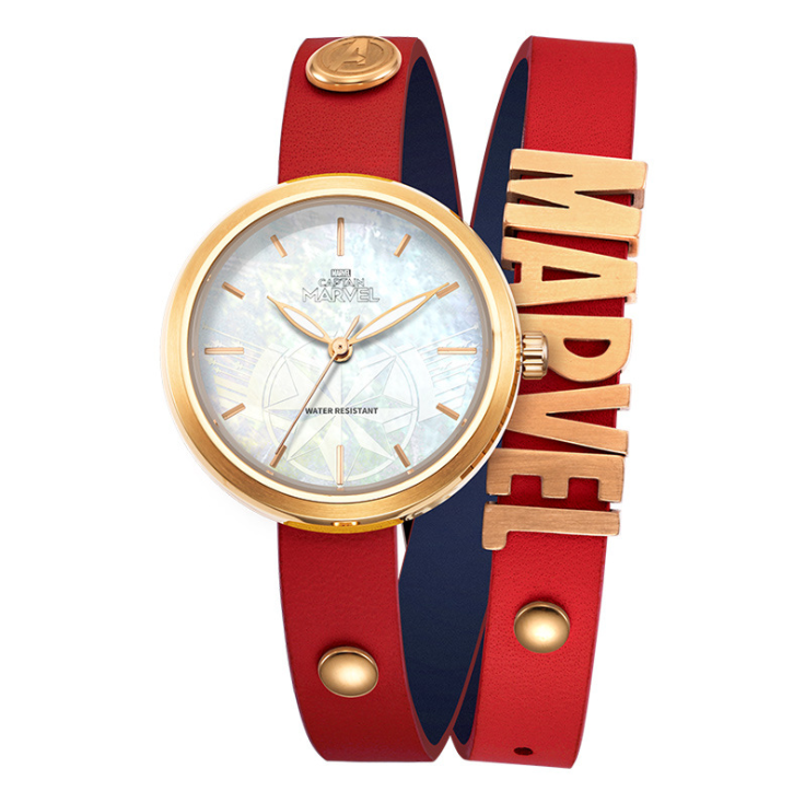 marvels captain automatic watch for woman