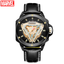 Marvels automatic iron man watch