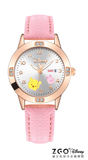Authorized Disney cartoon watch Frozen princess girl watch