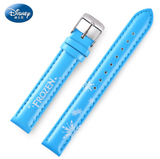 Disney cartoon watch PU leather belt