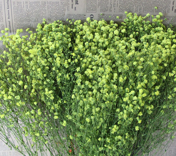Artificial babysbreath flower
