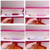 Pearl ball pen per set