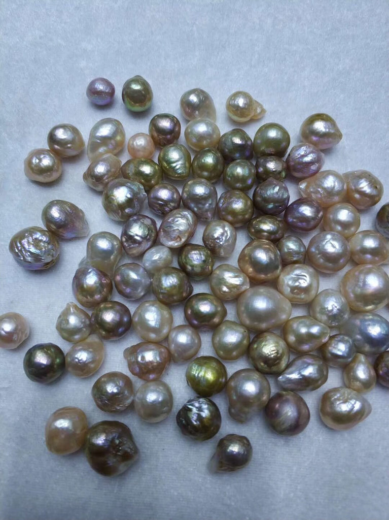 Baroque mixed pearl beads per kg