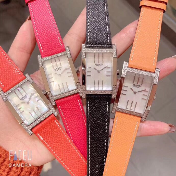 Hermes fashion quartz watch