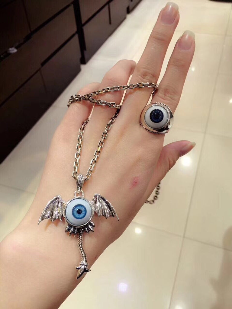 Evil's eye necklace pendant - Xingjewelry