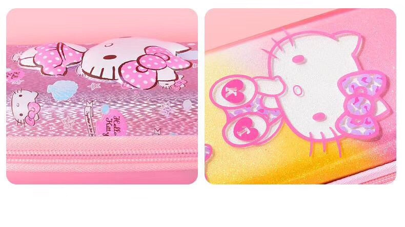 Hello kitty student pencil box