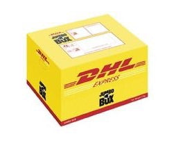 DHL shipping cost weight 1 kg