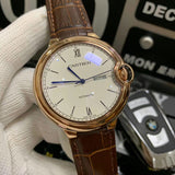 Cartier automatic man watch - Xingjewelry