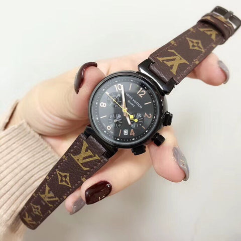 Louis Vuitton quartz watch for women