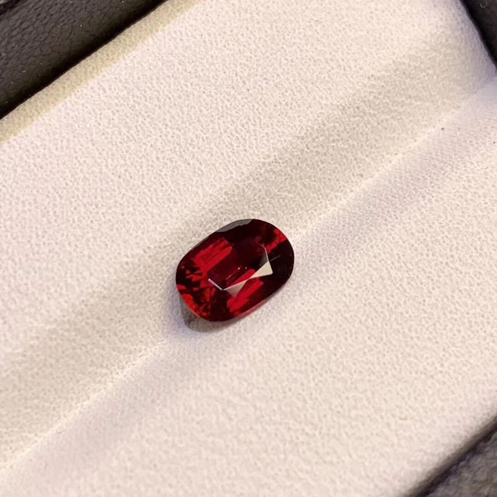 South Africa pigeon blood ruby gemstone