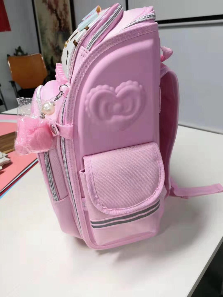 Disney hello kitty school backpack book bag