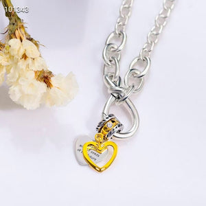 Pandora love seeds of the future pendant necklace