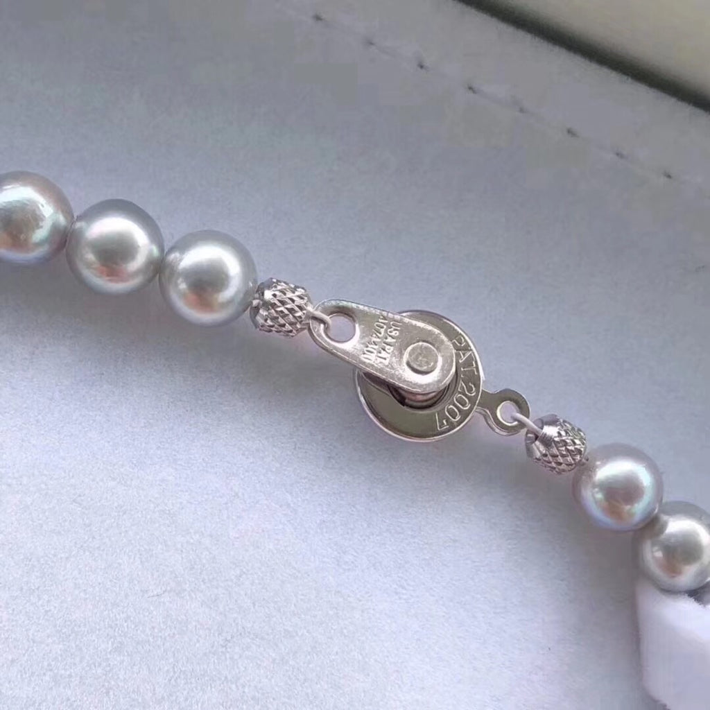 Mikimoto top class akoya pearl necklace