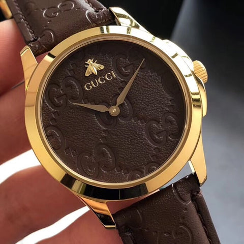 Gucci quartz watch for woman