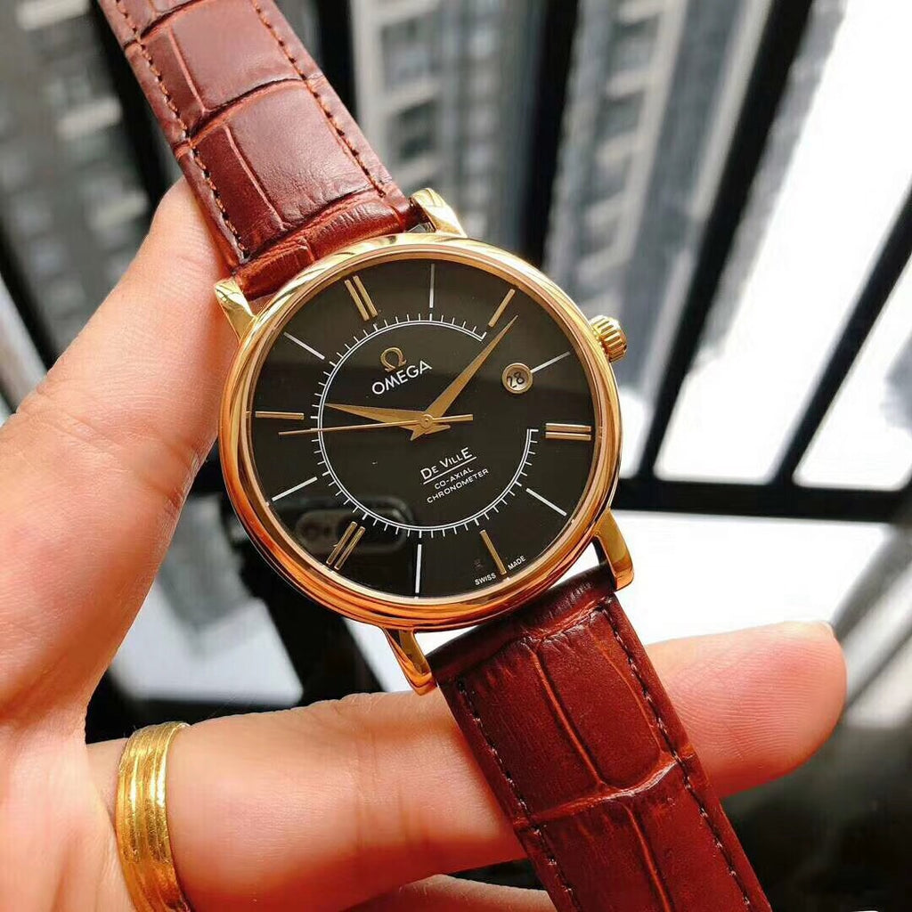 Omega automatic watch for man woman