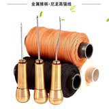 Hemp rope cable 2mm/3mm for archer leather repair jewelry
