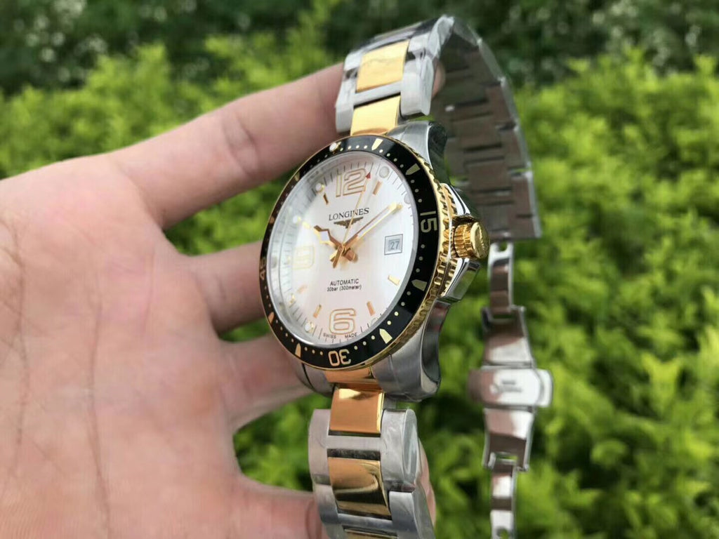 Longine automatic watch for man woman