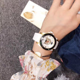 Gucci dive cat middle sex quartz watch