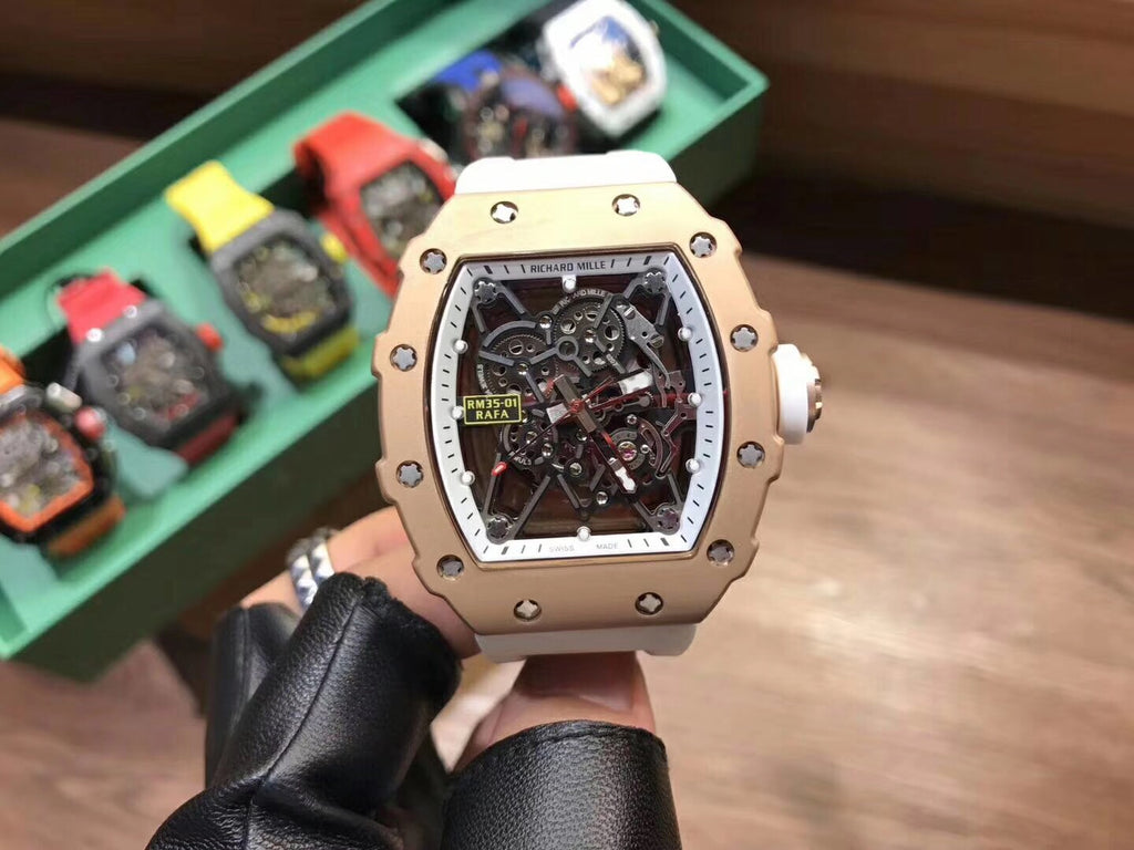 Richard Mille automatic man woman watch