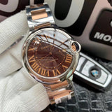 Cartier automatic man watch