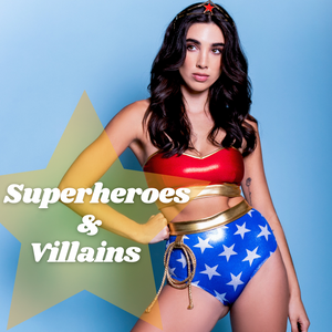 Superheroes & Villains