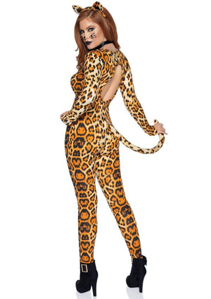 Cougar Costume Set