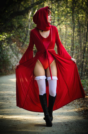 Little Red Riding Hood Costume Set