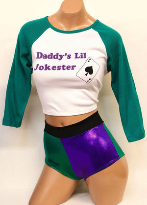 Daddy's Lil Jokester Set
