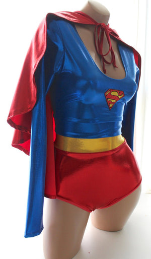 Superhero 3 Piece Costume Set