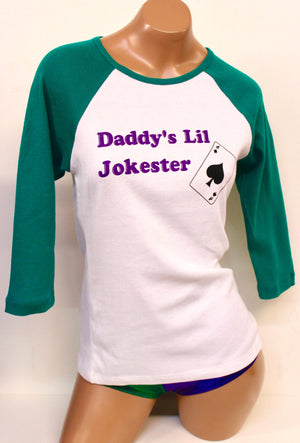 Daddy's Lil Jokester Top