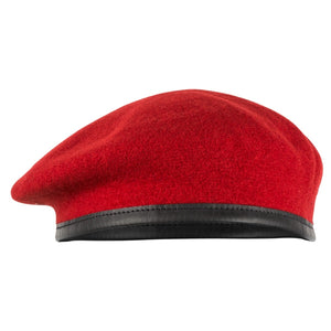 Green Killer Fighter Costume with Red Beret