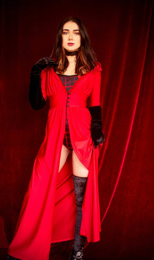 Little Red Riding Hood Robe