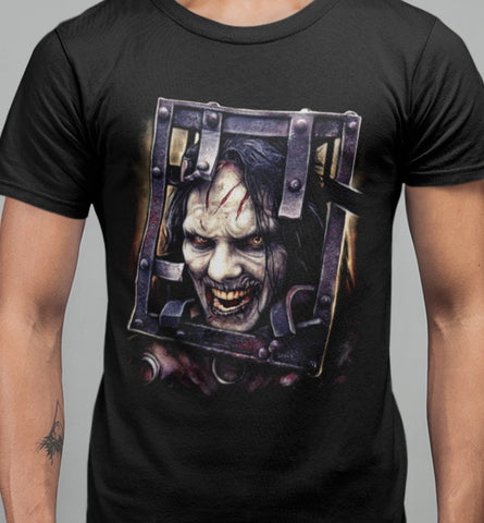 Thirteen Ghosts - The Jackal Limited Edition T-shirt - Blood Moon Shirts