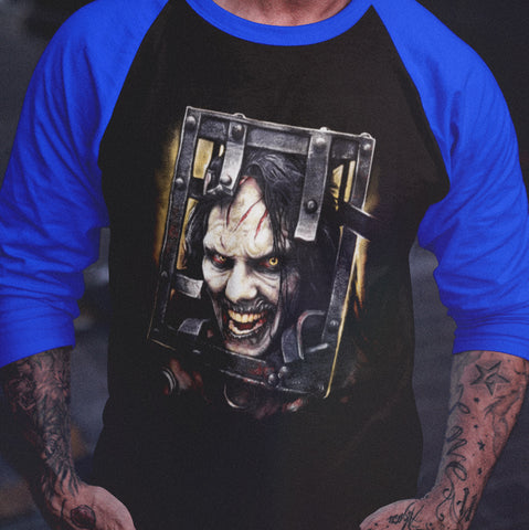 Thirteen Ghosts - The Jackal raglan-Blood Moon Shirts