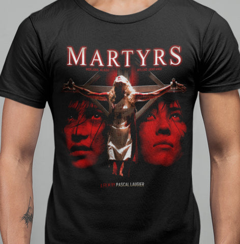 Martyrs T-Shirt-Blood Moon Shirts