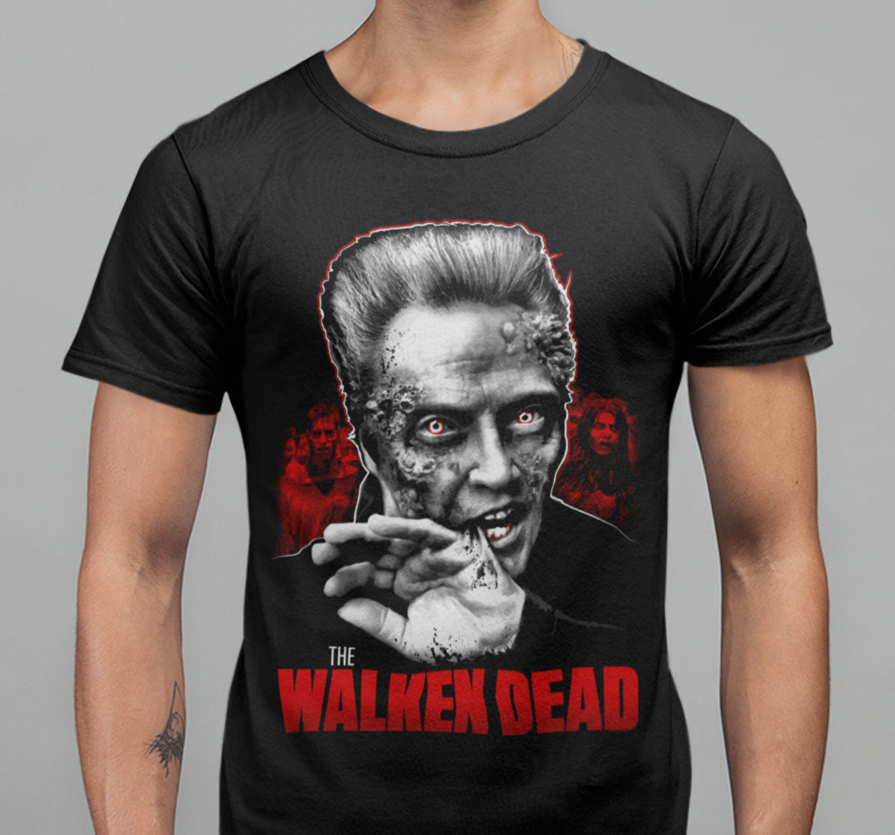 The Walken Dead T-shirt-Blood Moon Shirts