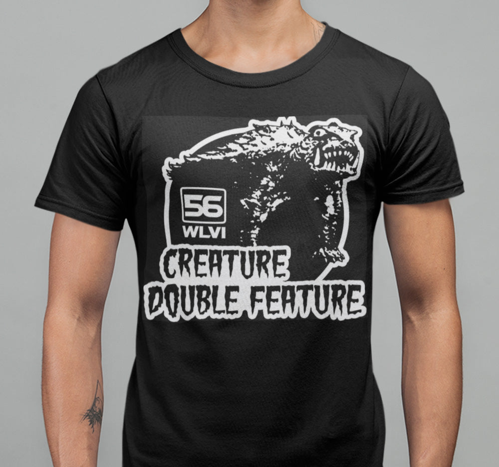 Creature Double Feature T-Shirt-Blood Moon Shirts