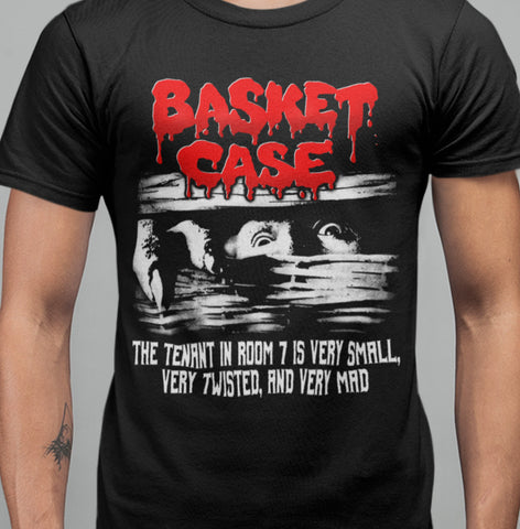 Basket Case - Classic T-Shirt-Blood Moon Shirts