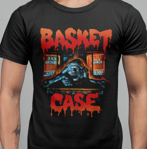 Basket Case - Belial T-Shirt-Blood Moon Shirts