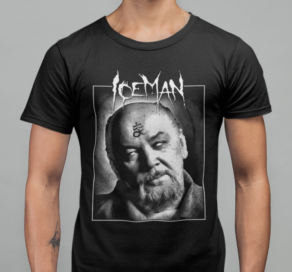 The Iceman T-shirt-Blood Moon Shirts