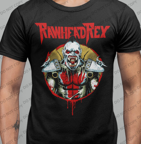 Rawhead Rex T-shirt-Blood Moon Shirts